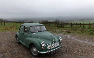 Morris Minor 1000 Rent South East