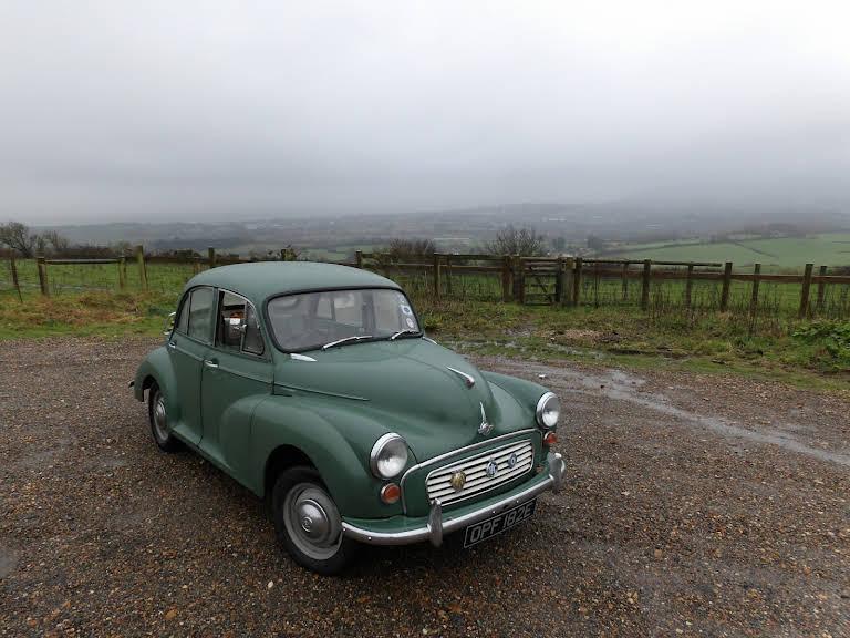 Morris Minor 1000 Hire Surrey