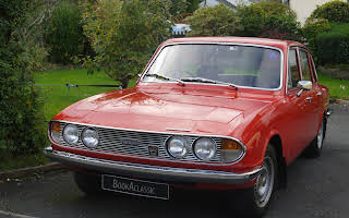 Triumph 2000 Rent South West