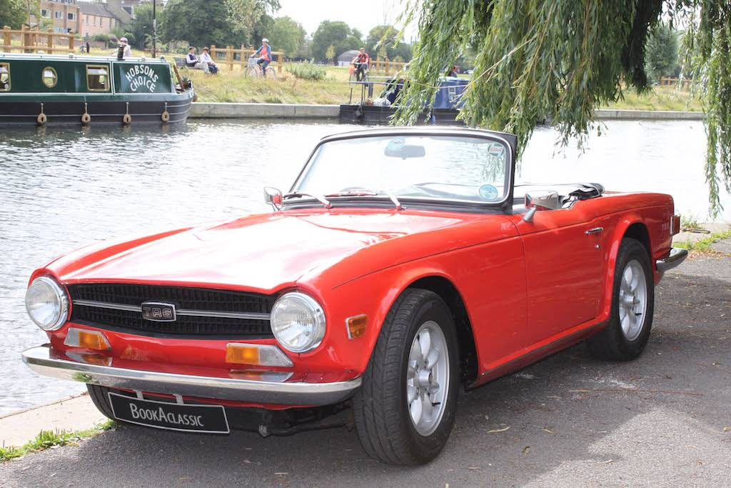 Hourly Car Rental Cambridge