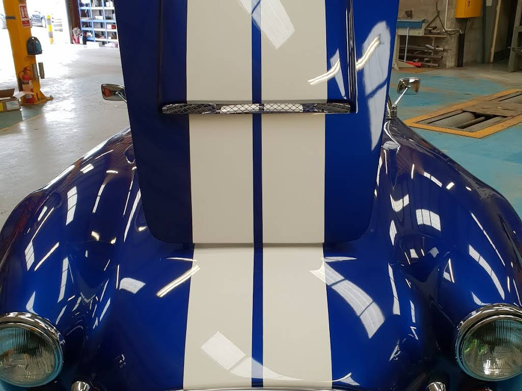 Ac  Cobra Hire Elgin