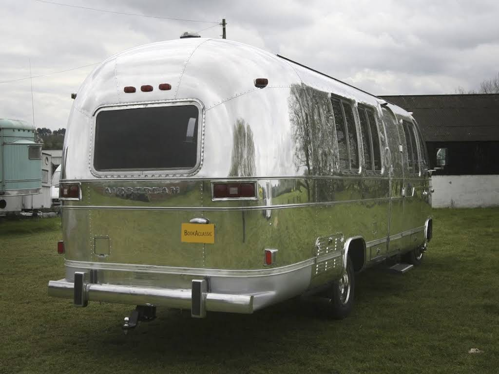 Airstream Excella 240 Motorhome Hire Hereford