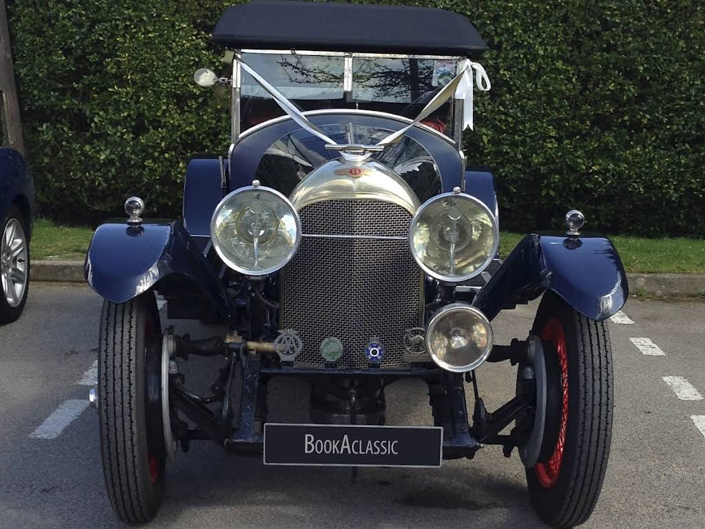 Bentley 3 Ltr Hire Beckenham