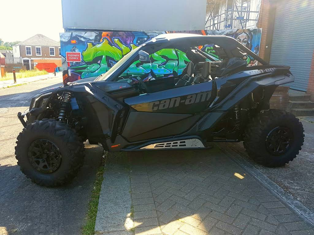 Can-am Maverick X3 Hire London