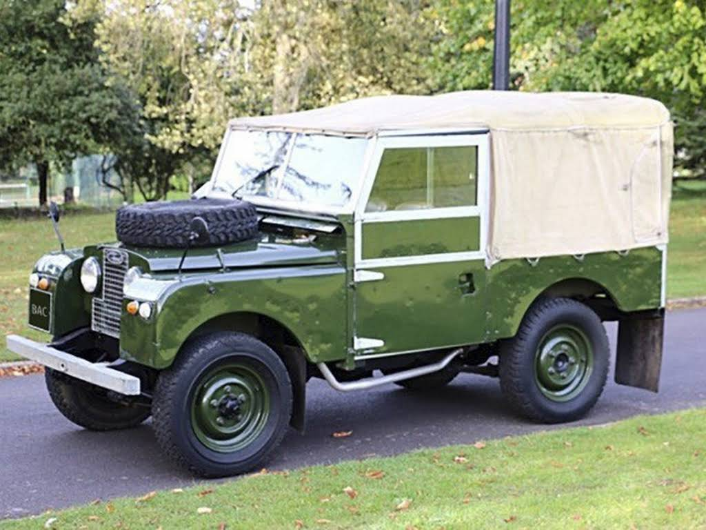 Land Rover Series 1 Hire Weybridge