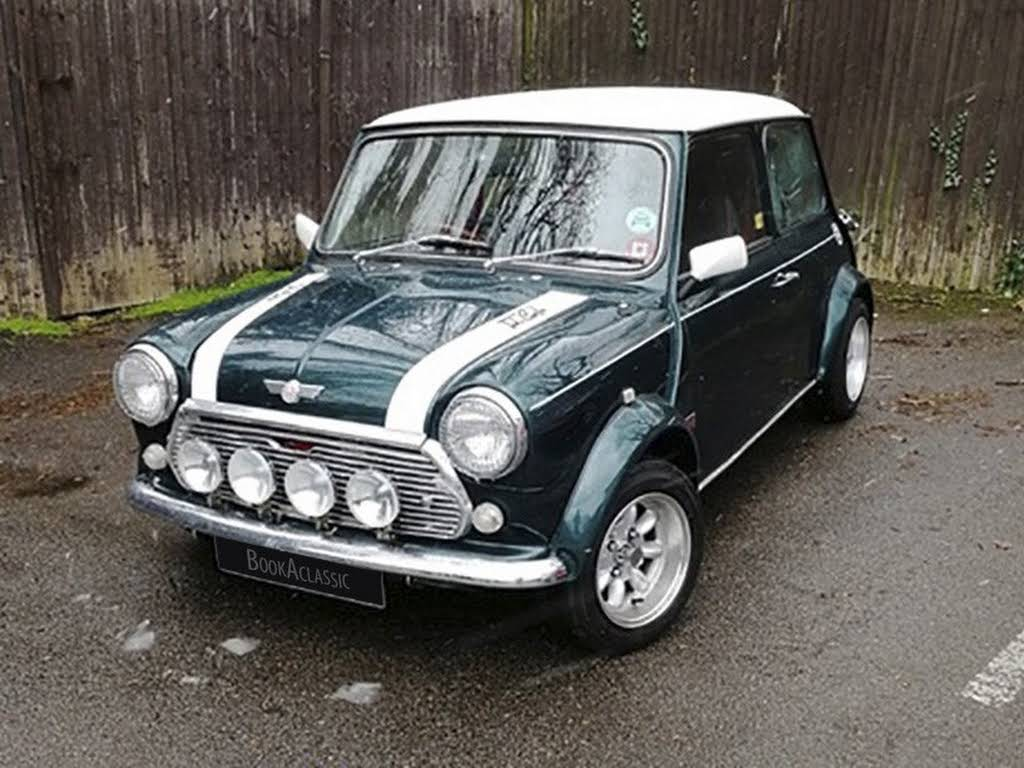 Mini Cooper Hire Weybridge