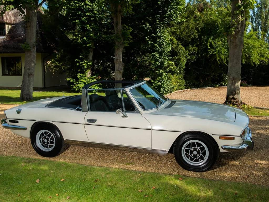 Triumph Stag Hire Cambridge