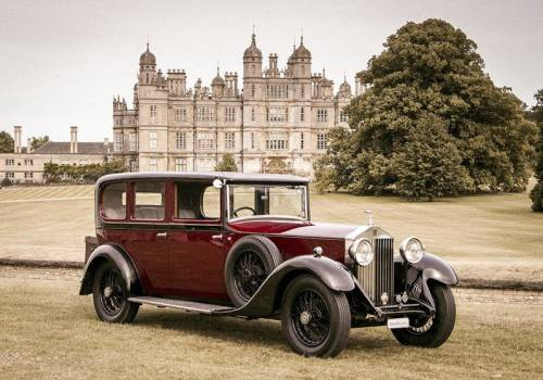 Rolls-Royce Hire this exceptional Vintage Car chauffeured hire